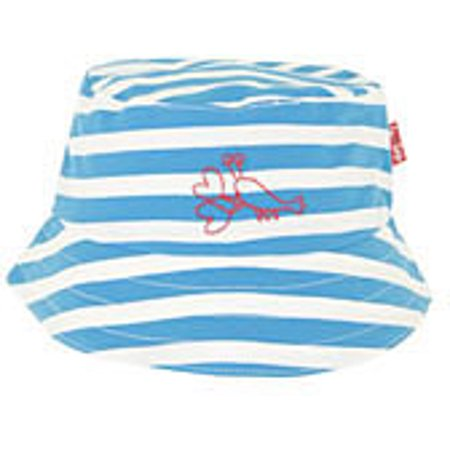 Le Top Rock Lobster Striped Sunhat 12-24 months (Lobster Hat)