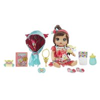 Baby Alive Once Upon a Baby: Forest Tales Forest Emma (Blonde Straight Hair)