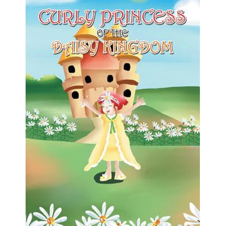 Curly Princess of the Daisy Kingdom - Luigi Princess Daisy