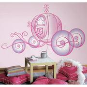 Wallhogs Disney Cinderella Princess Carraige Cutout Wall Decal