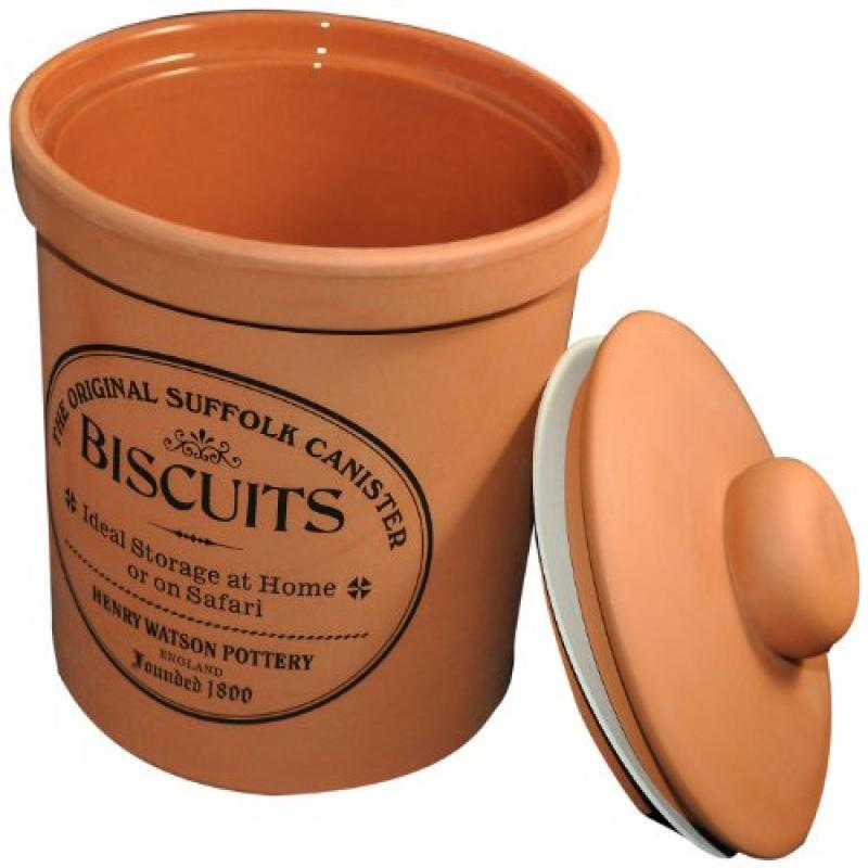 Original Suffolk Collection Large Biscuit Canister
