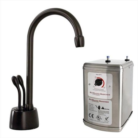 Westbrass D272H-12 Develosah Hot-Cold Water Dispenser with Tank in Oil Rubbed Bronze - image 1 of 1