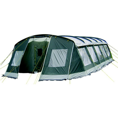 watch 6d770 64392 Ozark Trail Agadez 34' x 17.7' x 6.9' Tent, Sleeps 20, Outer Tent