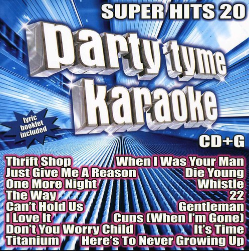 Party Tyme Karaoke: Super Hits, Vol. 20 (CD)