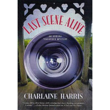 Last Scene Alive - eBook