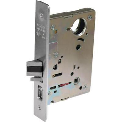 Sargent Satin Chrome Reversible Passage/Closet Mortise Lever Lock