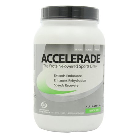 Pacific Health Accelerade Protein-Powered Sports Drink - 4.11 Lb