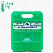 Long-Lasting Ice Pack for Coolers, Lunches, Camping, Fishing, and More, Alaskan Series by Arctic Ice, Reusable Large Ice Pack