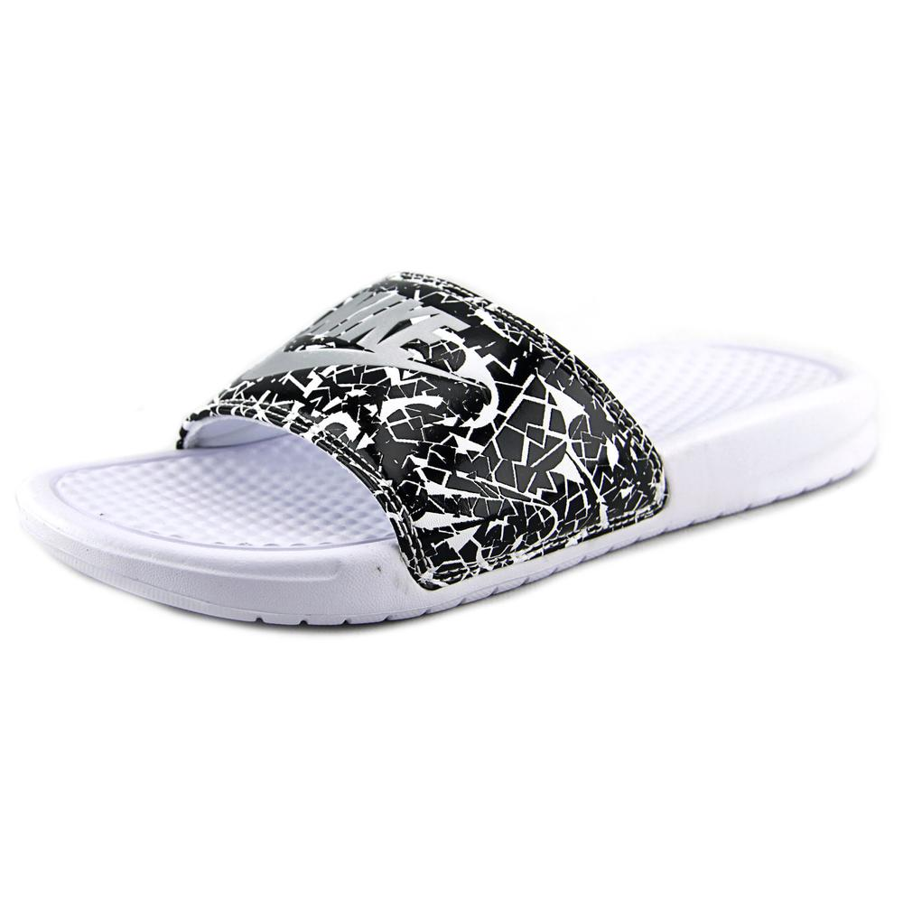 online retailer ee127 5dd81 ... where to buy nike benassi jdi print open toe synthetic slides sandal  82b6f 7e049