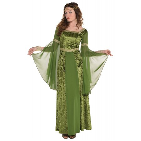 Renaissance Gown Adult Costume - Standard - Costplay Costume