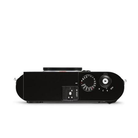 Leica M8 Rangefinder - Leica M (Typ 262) Digital Rangefinder Camera (Black Body Only)