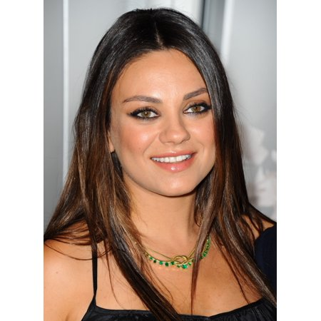Mila Kunis At Arrivals For Third Person Premiere Canvas Art     16 X 20