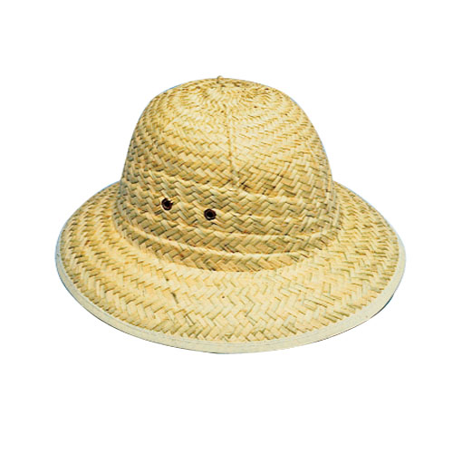 Straw Safari Hat Adult Pith Jurassic Park Mens Womens Costume Movie Cosplay Cap