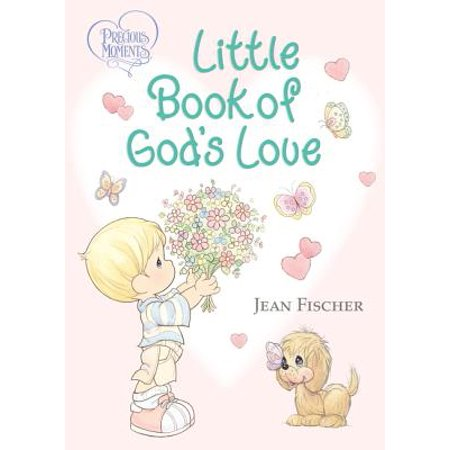 Little Book of Gods Love (Board Book)