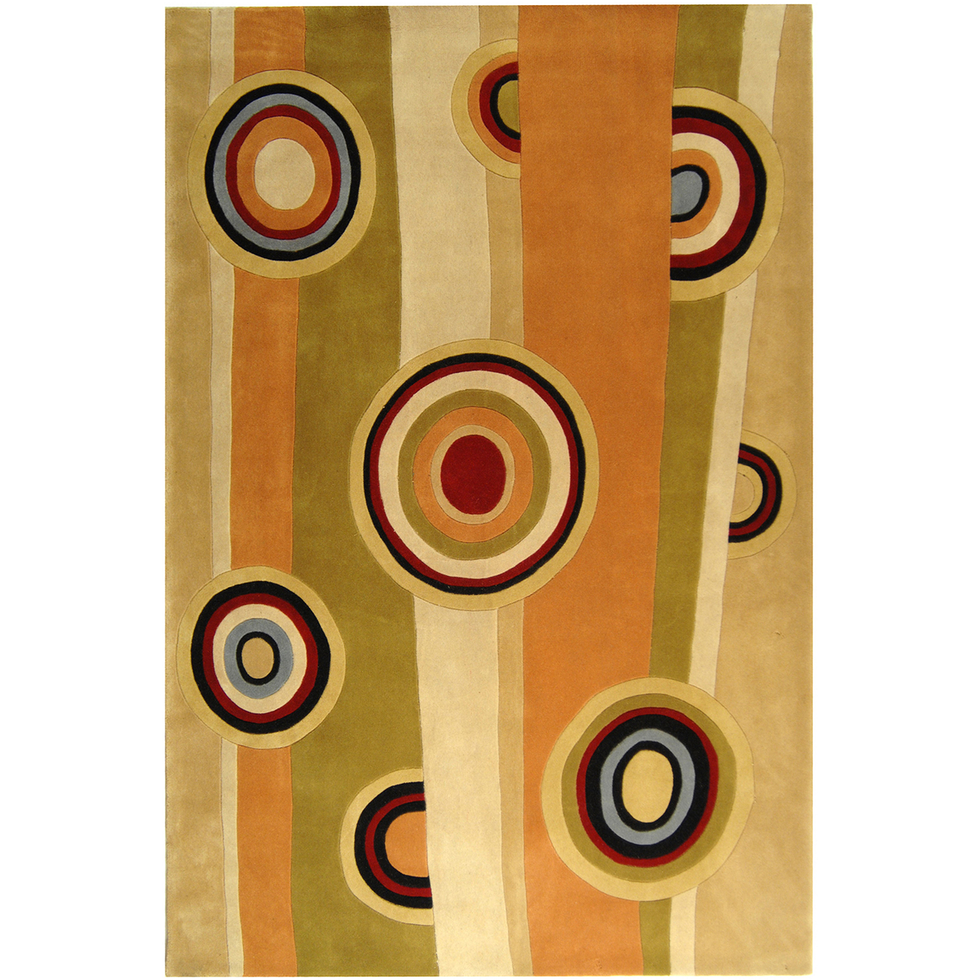 Safavieh Rodeo Drive Cogan Hand Tufted Wool Area Rug, Assorted