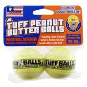 700189 Jr. Tuff Peanut Butter Balls, 2pk