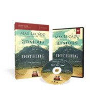 Anxious for Nothing Study Guide with DVD: Finding Calm in a Chaotic World (Paperback)