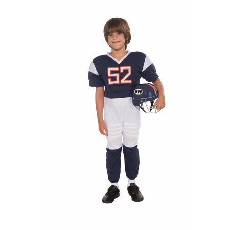 Football Player Halloween Costume Guys (Halloween Child Football Player)