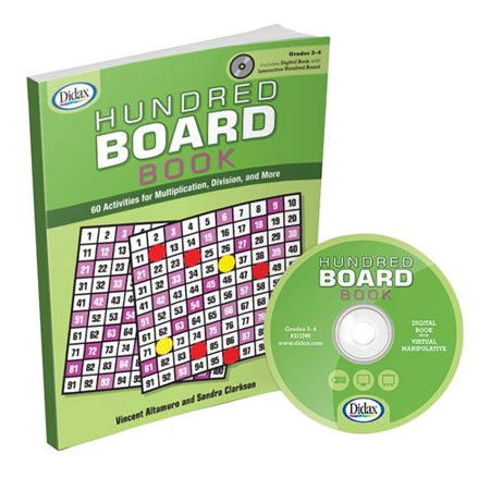 - Hundred Board Book - Paperback with CD