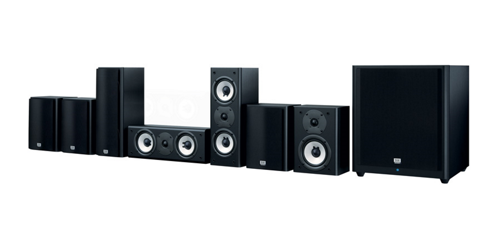 Onkyo SKS-HT993THX 7.1-Channel Home Theater Speaker System by Onkyo