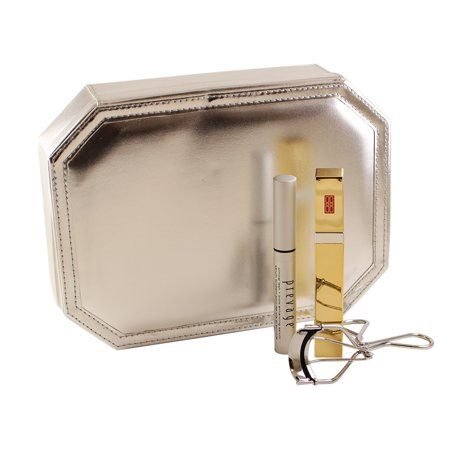 edbb1b44d08 Prevage 4 Pc. Gift Set ( Clinical Lash & Brow Enhancing Serum 0.13 Oz +  Beautiful Color Lash Enhancing Mascara 0.25 Oz + Eylash Curler + Case ) for  Women by ...