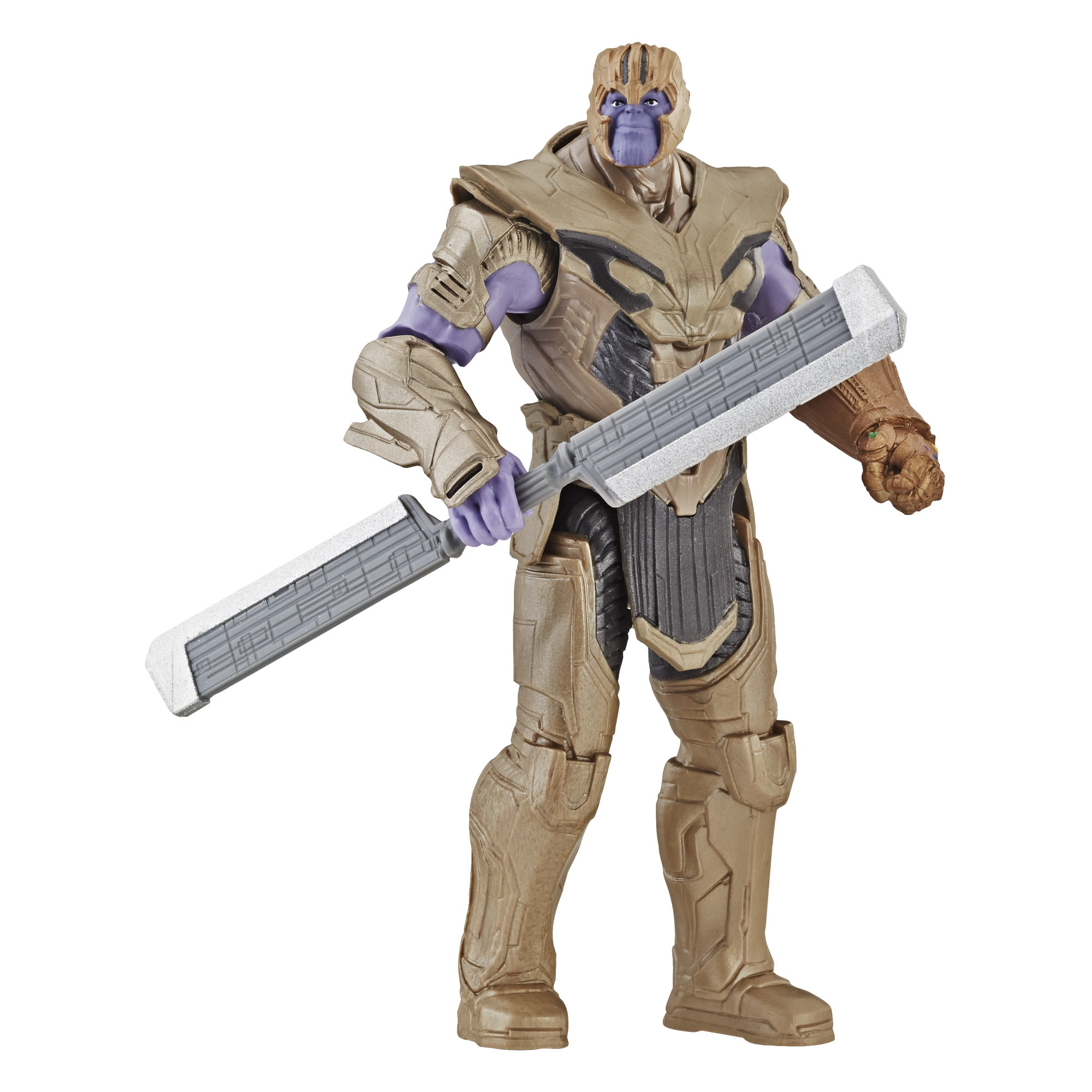 Avengers Endgame Thanos Big Size Figure Marvel Stones Infinity Gauntlet Toy