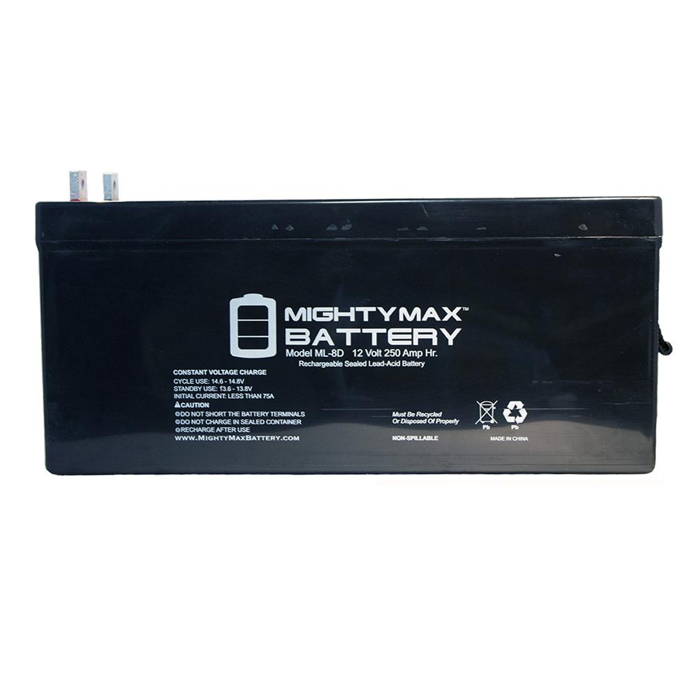 12V 250Ah SLA Battery for Pure Sine Wave PST-100S-12A
