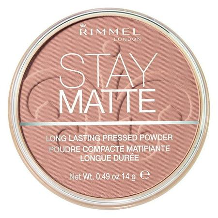 rimmel stay matte pressed powder, creamy beige