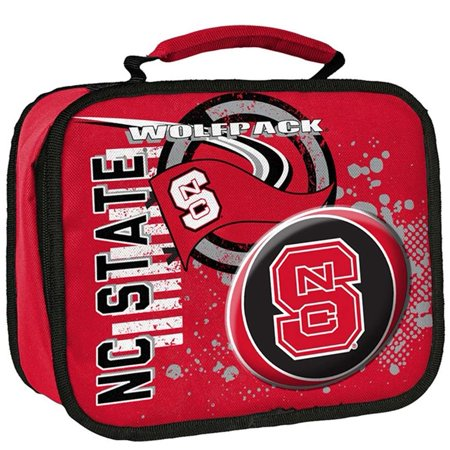 Carolina Lunch Box - North Carolina State Wolfpack Kid's Accelerator Lunchbox