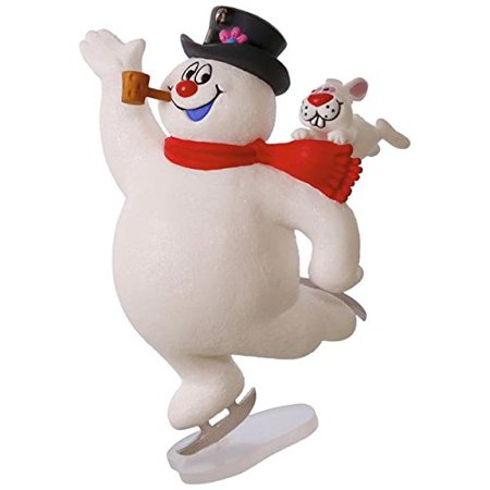 Hallmark Warner Bros. Frosty the Snowman Skiing Keepsake Christmas