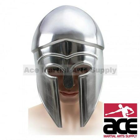 300 Spartan Greek Corinthian Helmet Costume Armor LARP - Mens Greek Spartan Warrior Costume