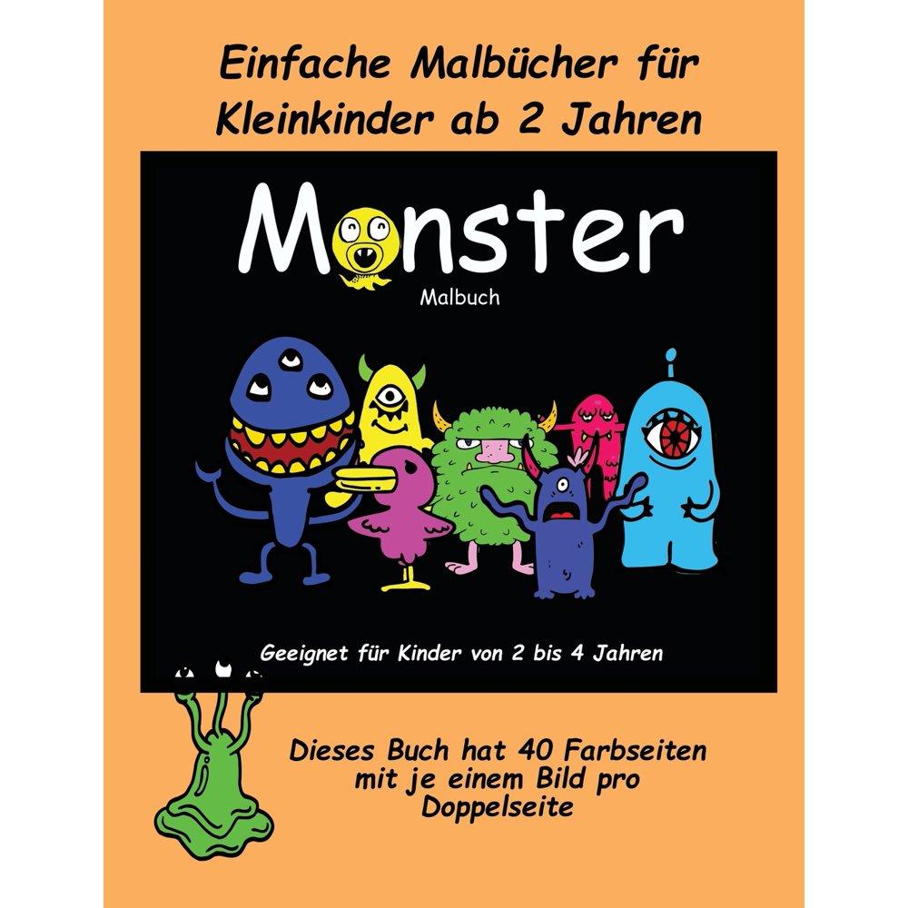 einfache malbücher für kleinkinder ab 2 jahren einfache