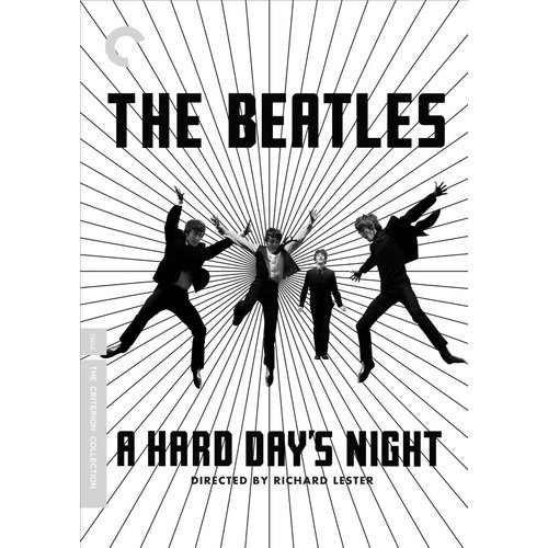 A Hard Day's Night (Criterion Collection) (1964)