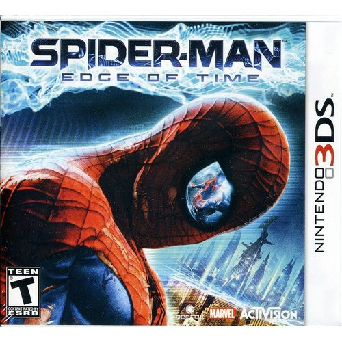 Spider-Man Edge of Time - Nintendo 3DS Edge of Time