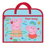 Peppa Pig Kids/Childrens Drawing Book Bag