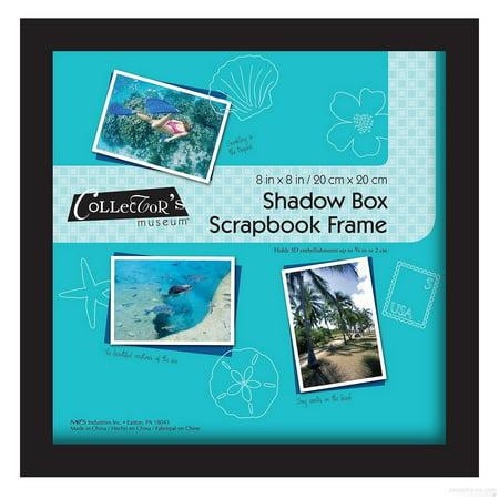 MBI Shadow Box Frame, Black (Table Shadow Box)