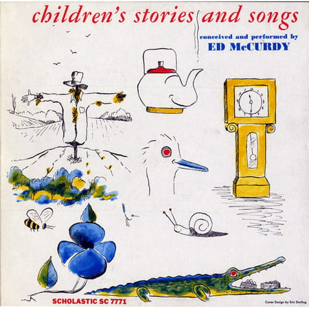 Ed McCurdy - Children's Songs & Stories [CD]](Children's Halloween Songs Preschool)