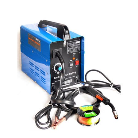 Electric 100 Amp Mig Wire Feed Fed Welding Welder