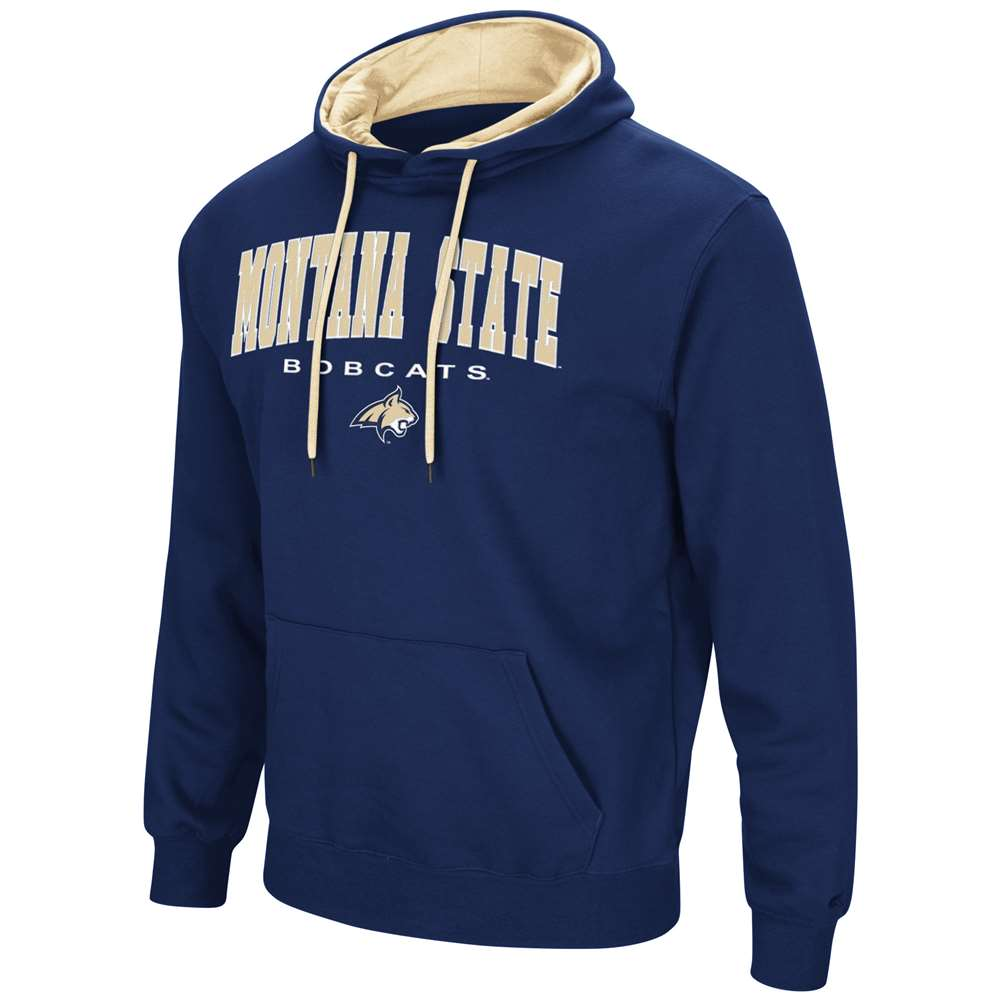 Montana State Bobcats Colosseum Zone III Hoodie - Arch