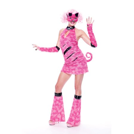 Cheshire Tease Womens Cheshire Cat Halloween Costume - Chesire Cat Halloween Costume