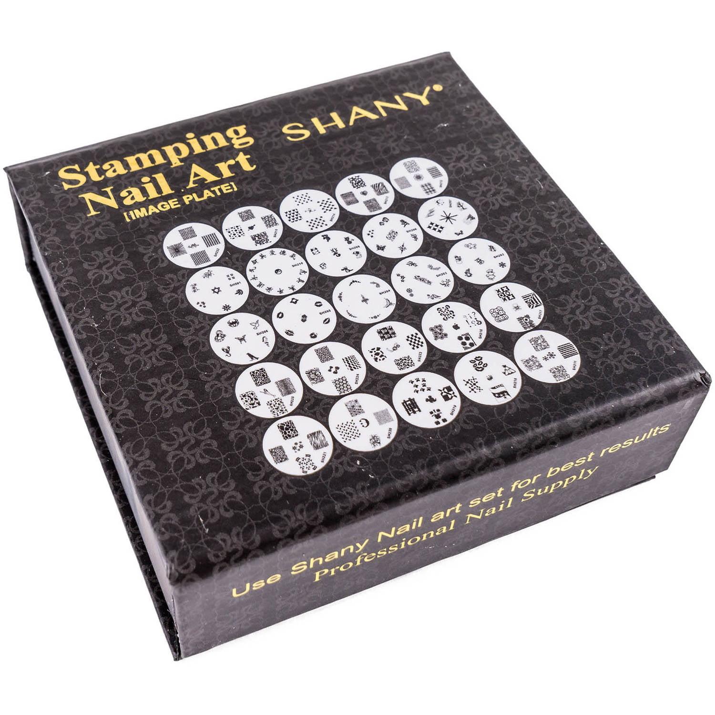 SHANY Stamping Nail Art Image Plates - Walmart.com