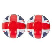 Trick Top Valve Caps Flag UK