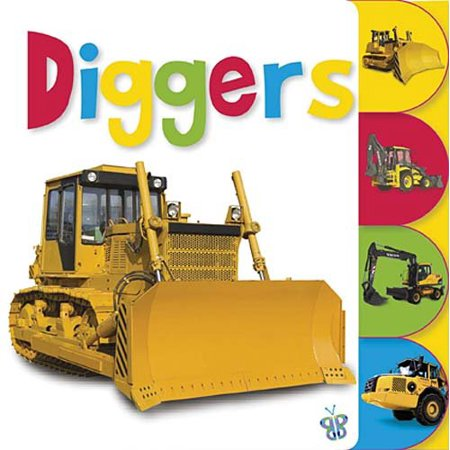 Diggers (Busy Baby, Tabbed) - image 1 of 1