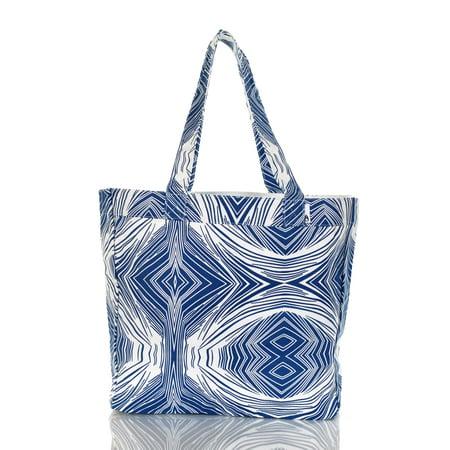 Nixon Women Sandridge Tote Bag  Large  Cobalt
