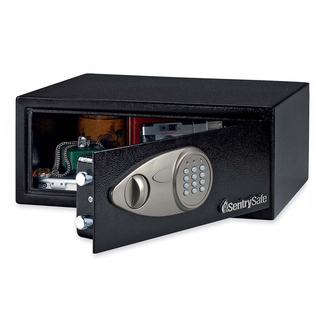 SentrySafe 0.7 cu. ft. Security Safe with Programmable Electronic Lock, X075