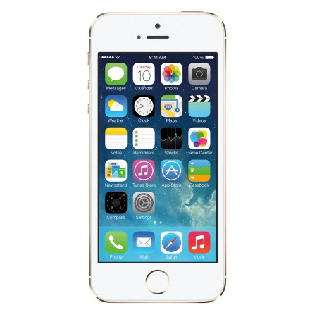 Refurbished Apple iPhone 5s 32GB, Gold - Unlocked GSM