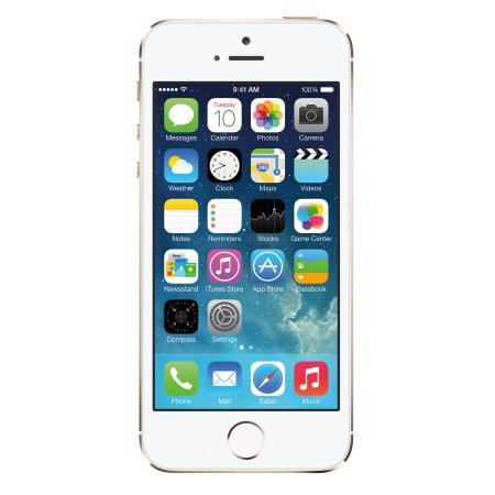 Refurbished Apple iPhone 5s 16GB, Gold - Unlocked