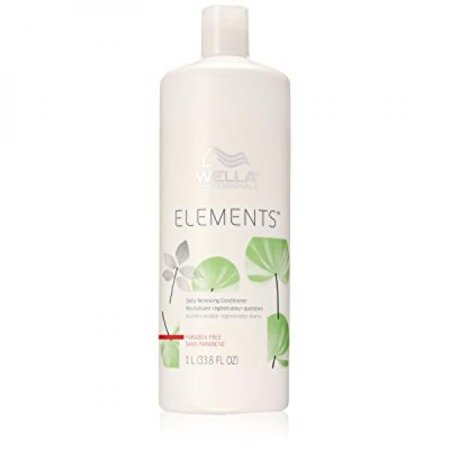Wella Elements Conditioner  33 8 Ounce