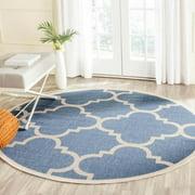 Round Indoor/outdoor Rugs