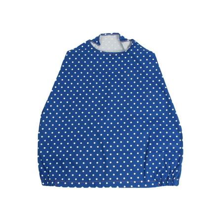 SAFEBET bagages autorisés Motif Dots tissu couvercle anti-rayures Bleu foncé - image 1 de 7